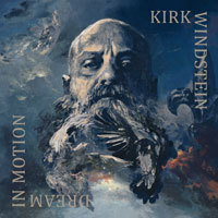 KIRK WINDSTEIN, dream in motion cover