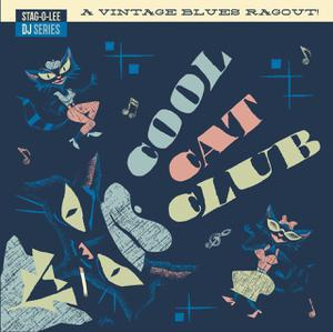V/A, cool cat club cover