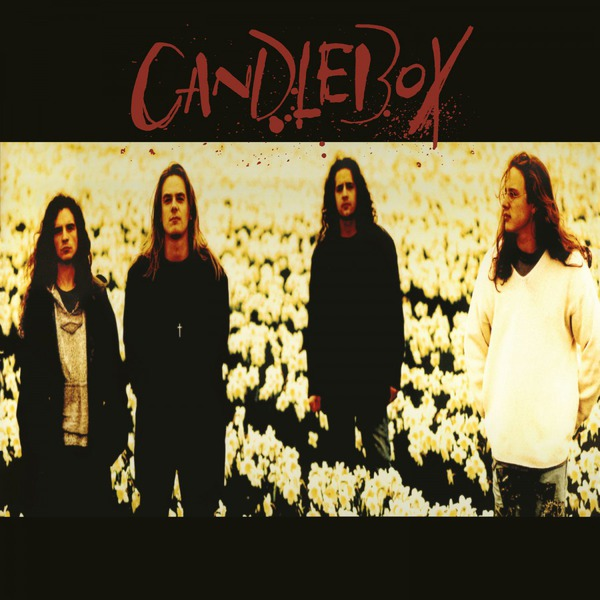 CANDLEBOX, s/t cover