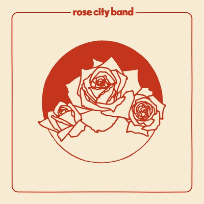 ROSE CITY BAND, s/t cover