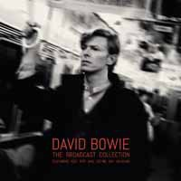 DAVID BOWIE, broadcast collection cover