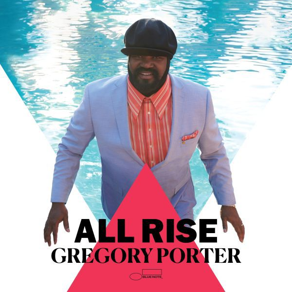 GREGORY PORTER, all rise cover