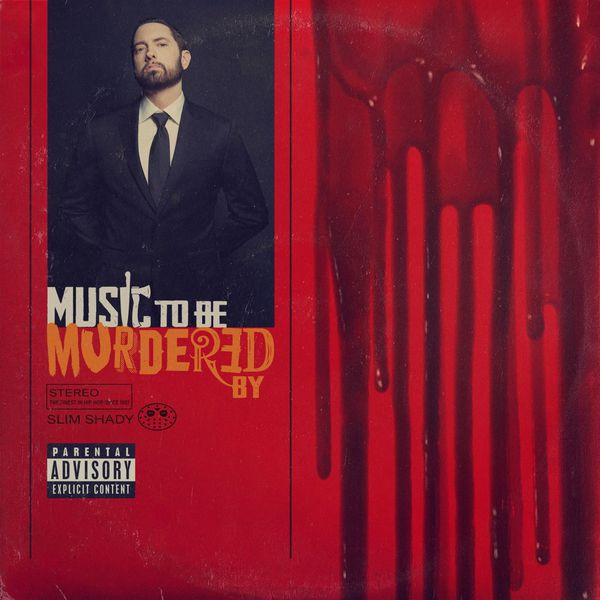 EMINEM, music to be murdered by cover