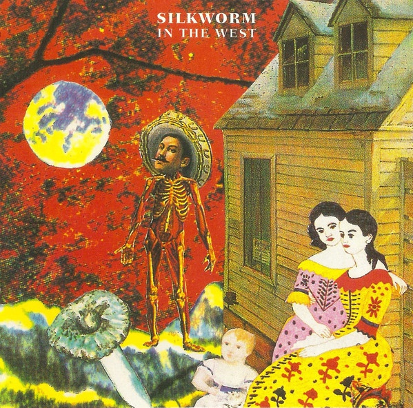 SILKWORM, in the west cover