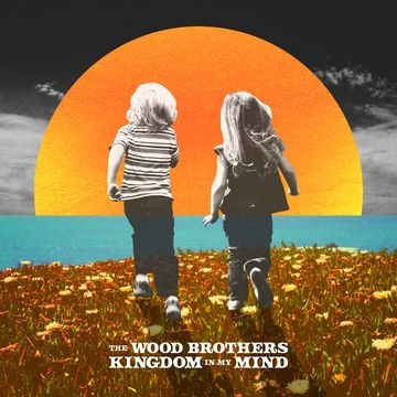 WOOD BROTHERS, kingdom in my mind cover