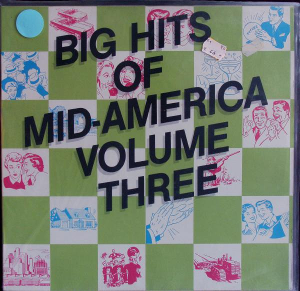 V/A, big hits of mid-america vol.3 (USED) cover