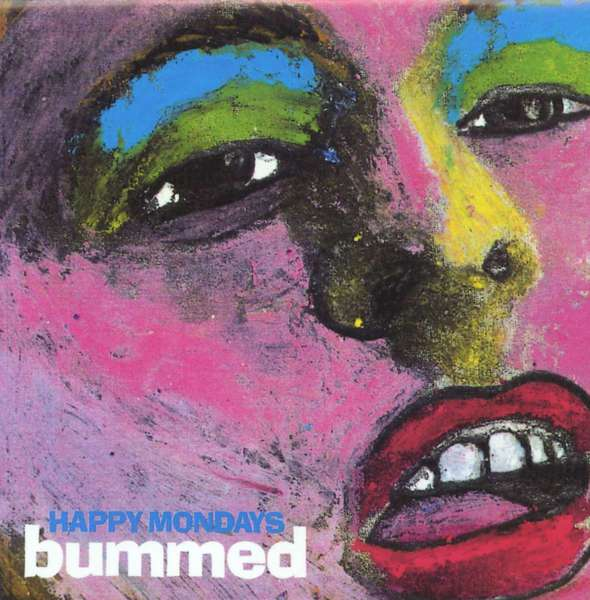 HAPPY MONDAYS, bummed cover
