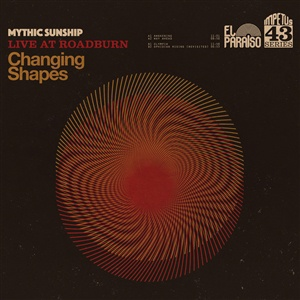 MYTHIC SUNSHIP, changing shapes cover
