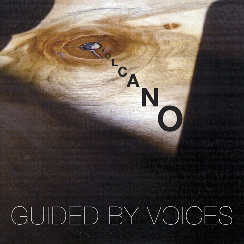 GUIDED BY VOICES, volcano cover