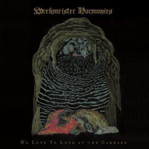 WREKMEISTER HARMONIES, we love to look at the carnage cover