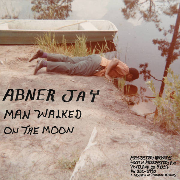 ABNER JAY, man walked on the man cover