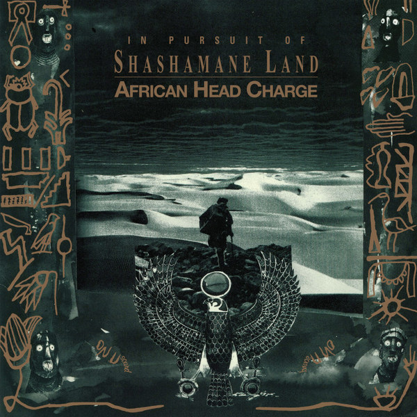AFRICAN HEADCHARGE, in pursuit of shashmane land cover