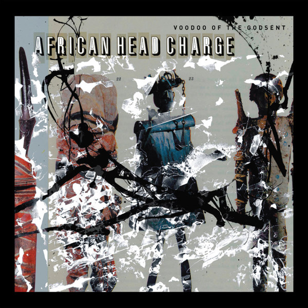 AFRICAN HEAD CHARGE, voodoo of the godsent cover