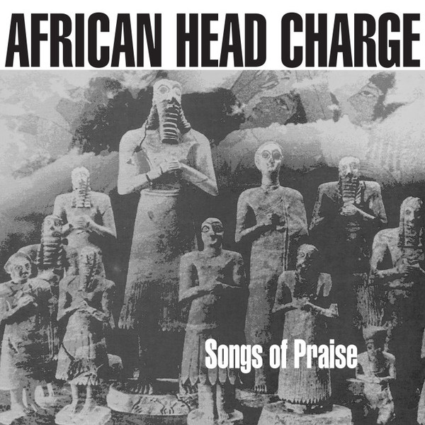 AFRICAN HEAD CHARGE, songs of praise cover
