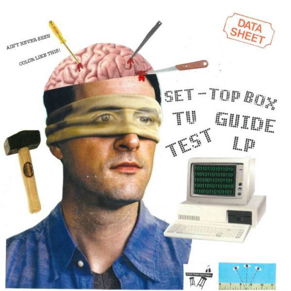 SET-TOP BOX, tv guide test cover