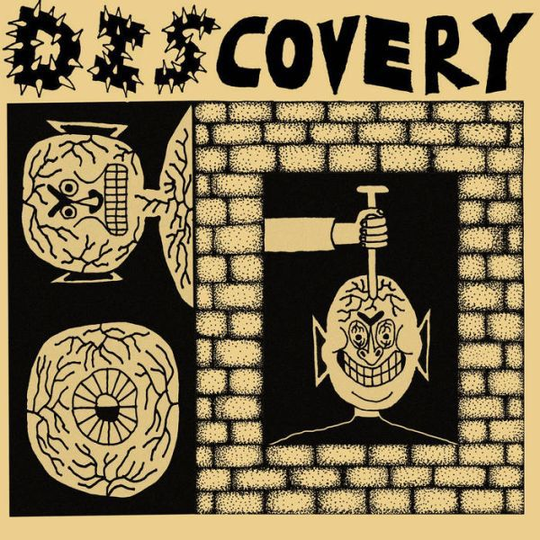 DISCOVERY, s/t cover