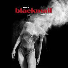 BLACKMAIL, best of (rare tracks 1997-2013) cover