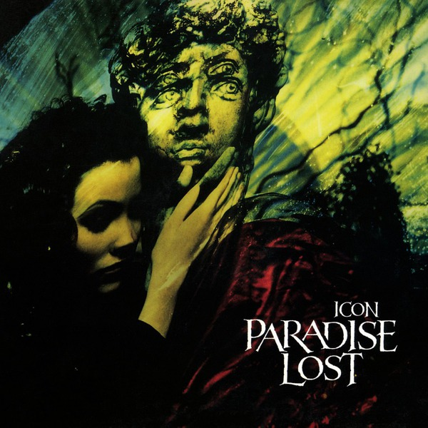 PARADISE LOST, icon cover