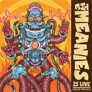 MEANIES, 25 live cover
