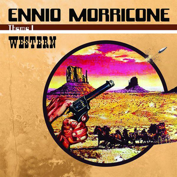 ENNIO MORRICONE, western cover