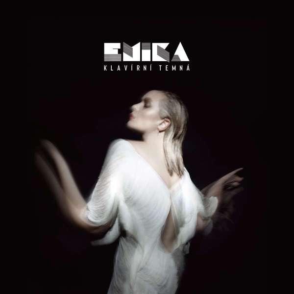 EMIKA, klavirni temna cover