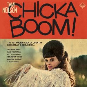 TAMI NEILSON, chickaboom! cover