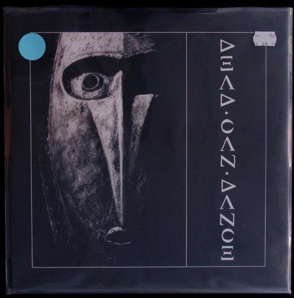 DEAD CAN DANCE, s/t (USED) cover