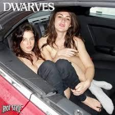 DWARVES, the dwarves are hard AF cover