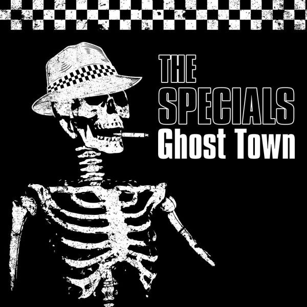 SPECIALS, ghost town cover