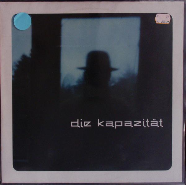 DIE KAPAZITÄT, bündig (USED) cover