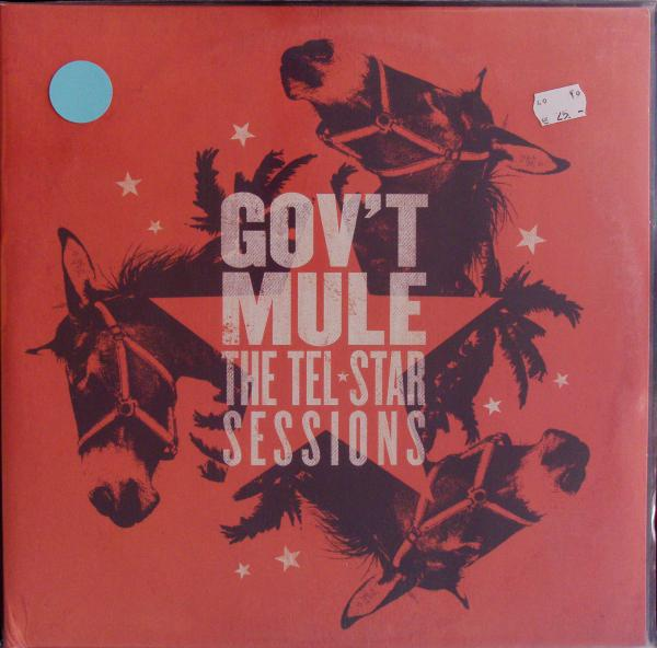 GOV´T MULE, the tel star sessions (USED) cover