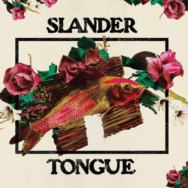 SLANDER TONGUE, s/t cover