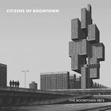 BOOMTOWN RATS, citizens of boomtown cover