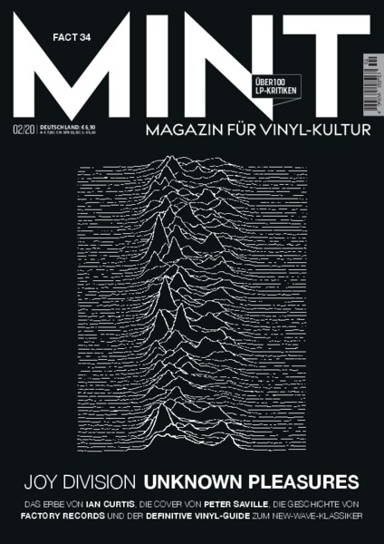 MINT, # 34 cover