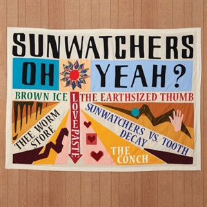 SUNWATCHERS, oh yeah? cover