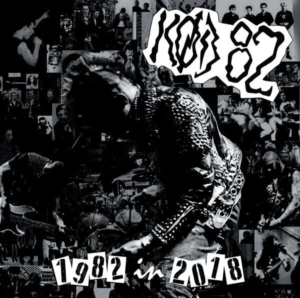 KOB 82, 1982 in 2018 cover