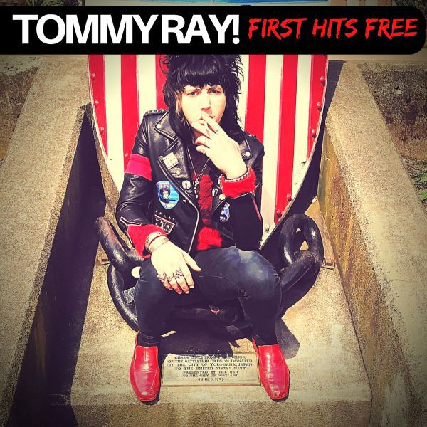 TOMMY RAY!, first hits free cover