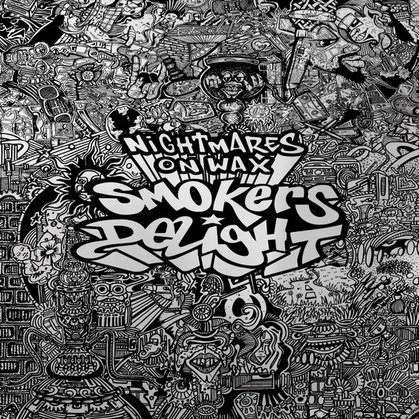 NIGHTMARES ON WAX, smokers delight (25th anniversary edition) cover