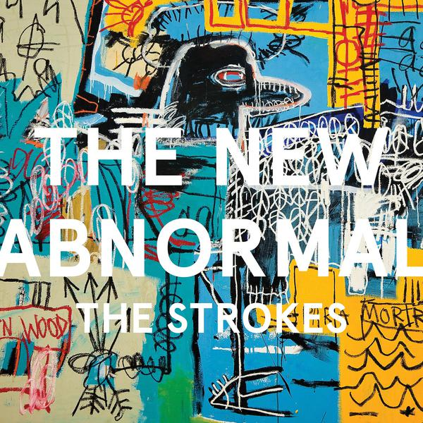 STROKES, the new abnormal cover