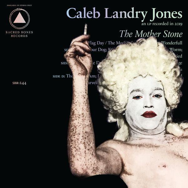 CALEB LANDRY JONES, mother stone cover