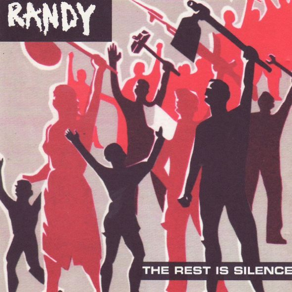 RANDY, the rest is silence cover