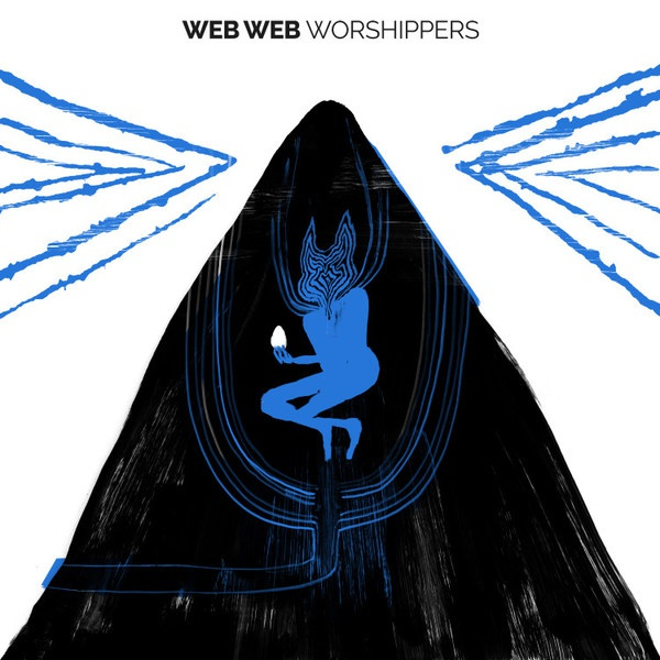 WEB WEB, worshippers cover