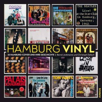 CHRISTOPH DALLACH, hamburg vinyl cover