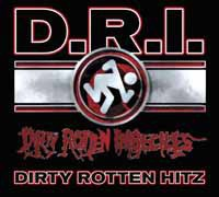 D.R.I., greatest hits cover