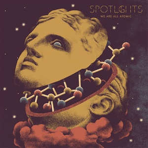 SPOTLIGHTS, we are all atomic ep cover
