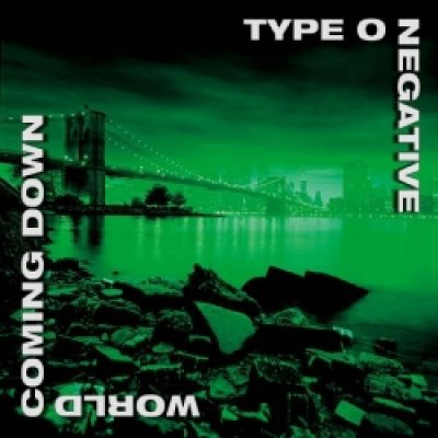 TYPE O NEGATIVE, world coming down cover