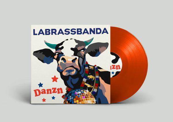 LABRASSBANDA, danzn cover