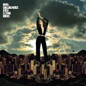 NOEL GALLAGHER`S HIGH FLYING BIRDS, blue moon rising ep cover