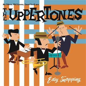 UPPERTONES, easy snapping cover