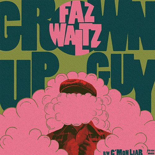 FAZ WALTZ, grown up guy cover